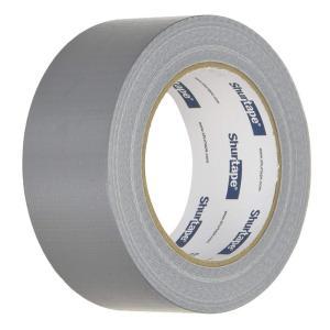アサヒペン 水に強い 強力粘着 パワーテープ 48mm×25m シルバー 4970925602220