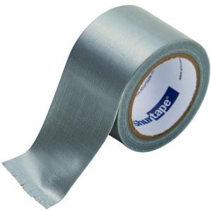 アサヒペン 水に強い 強力粘着 パワーテープ 36mm×4m シルバー 4970925602602