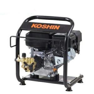 工進 エンジン式高圧洗浄機 14mpa 据置タイプ JCE-...