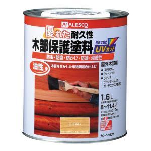 カンペハピオ 油性 木部保護塗料 1.6L 透明|ejoy