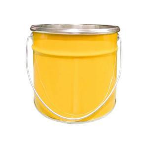 カンペハピオ カラーペール缶 黄 3L(塗装 ペンキ 工作 便利 色調容器  )  DIY|ejoy