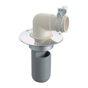 三栄水栓(SANEI) 洗濯機 排水 トラップ JH550-50|ejoy