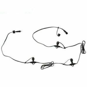 タカショー ローボルトガーデンライト専用 4分岐コード LGL-20 ガーデンライト|ejoy