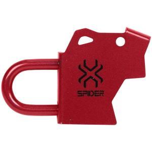 SK11 SPIDER インパクトフック 日立用 左手用 メタリックレッド SPD-H-L メール便対応 4977292114943|ejoy