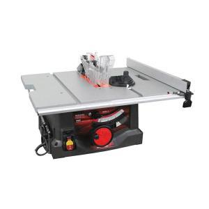SK11 木工用テーブルソー 最大幅1000×奥行570mm STS-255ET 刃径255mm チップソー付き 藤原産業 DIY|ejoy|03