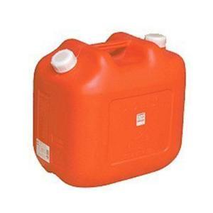 土井金属化成 灯油缶 20L 赤 (ポリタンク レッド 20リットル JISマーク JIS規格 灯油 ファンヒーター/ストーブに)|ejoy