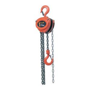 スリーエッチ チェーンブロック R-CB1TON 送料無料 (チェンブロ チェーンブロック 荷重 重量 1t 1トン 吊具)|ejoy