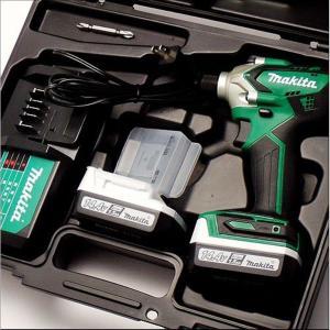 マキタ充電式インパクトドライバー MTD001DSX 送料無料 (ドライバー ドライバ インパクトドライバー 充電式  電動工具 予備バッテリー 14.4V ) DIY ejoy 05