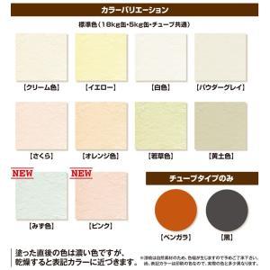 うま〜くヌレール18Kg 仕上げ用/カラー選択 うまーくヌレール漆喰 初心者 日本プラスター|ejoy|06
