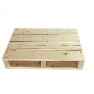 木製 パレット(小)用 木材 サイズ(約)600mm×368×125 mm|ejoy