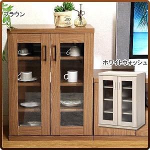 食器棚 キャビネット キッチン 収納の写真