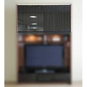 GUV塗装 幅1600×高600-900 エストHB色 上置160H 受注生産 大川製 ACEST|ekaguya