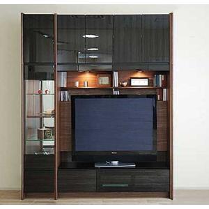 幅178×高190-214エストHB色TVsetキュリオ38+TVH140 大川製 受注生産 GUV塗装 ACEST|ekaguya