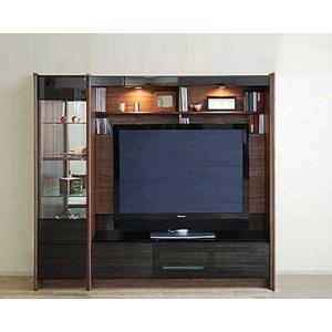 幅178×高155 エストHB色TVsetキュリオ38+TVH140 家具産地大川製 GUV塗装 ACEST|ekaguya