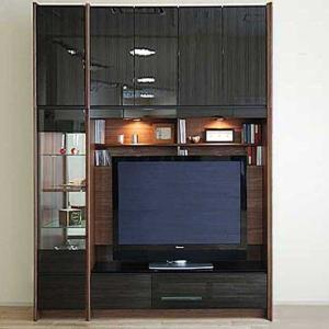 幅178×高215-245エストHB色TVsetキュリオ38+TVH140 大川製 受注生産 GUV塗装 ACEST|ekaguya