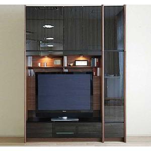 幅178×高215-245エストHB色TVset 板戸38+TVH140 大川製 受注生産 GUV塗装 ACEST|ekaguya