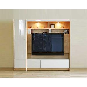 幅178×高155 エストHW色TVset 板戸38+TVH140 大川製 GUV塗装 ACEST|ekaguya