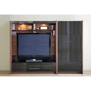 幅212×高155 エストHB色TVset 板戸72+TVH140 大川製 GUV塗装 ACEST|ekaguya