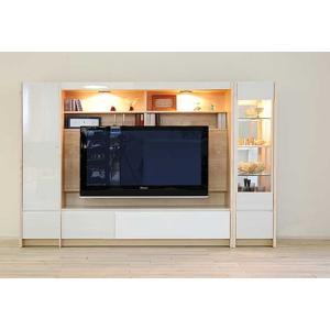 幅236×高155エストHW色TVsetキュリオ38+TVH160+板戸38 大川製 GUV塗装 ACEST|ekaguya