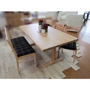 ベローズ160テーブルOC/OC+ベルサ椅子3脚+セティOC/GBR 座面素材・色・柄指定受注生産|ekaguya