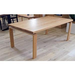 受注生産オーク ベルサ170テーブル天板OC色 脚OC色W170D85H70 天板・脚色がBL色OC色から選べます|ekaguya