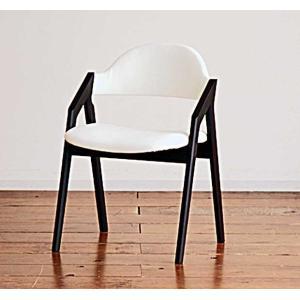 幅520×奥行524×高752(SH430) 椅子本体は3色 張生地は12色対応 CBL5320UG/WH ウエンジ/ホワイト|ekaguya