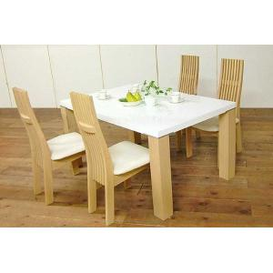 UV塗装テーブル DT531-140RW/RB 大川製 W1404×D904×H701 天板色・脚色・サイズが選べる!!|ekaguya