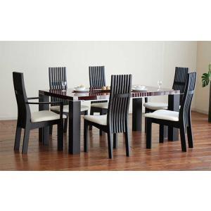 UV塗装テーブル W1804×D904×H701  DT531-180SR/UG+椅子CBL5310UG/WH×4脚+CBL5311UG/WH×2脚 大川製|ekaguya