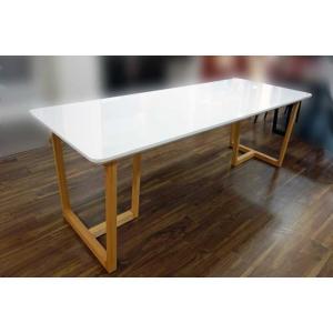 UV塗装 DT540RW/OC 180テーブルW180×D90×H70 天板.脚 色対応 受注生産 家具産地大川製|ekaguya