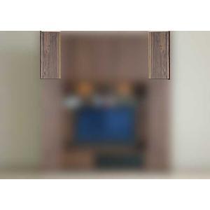 サイズ受注生産 ウォールナット et Coeur 幅200-400×高600-930 エクールRN色 上置20-40H 家具産地大川製|ekaguya