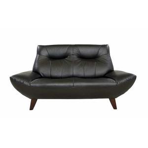 厳選国産 GREACE 2P グレース 2人用 ソファー 革張り W1580×D850×H920×SH400 革色・木部色が選べる 受注生産|ekaguya