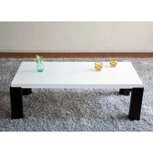 UV塗装 リビングテーブル120  LT533RW/UG色  W120×D60×H38 大川製 天板色・サイズが選べる!! 折脚で収納に便利!!|ekaguya