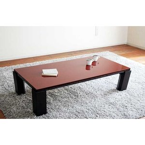 UV塗装 リビングテーブル160 LT533SR/UG色 W160×D80×H38 受注生産 大川製 天板色・サイズが選べる!! 折脚で収納に便利!!|ekaguya