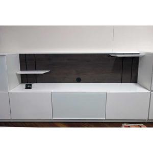 Luzz TV150 RW色 幅1500×高850×奥行440 ルッツTV150 ロイヤルホワイト色 UV塗装|ekaguya