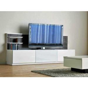 Luzz TV180 RW色 幅1800×高850×奥行440 ルッツTV180 ロイヤルホワイト色 UV塗装|ekaguya