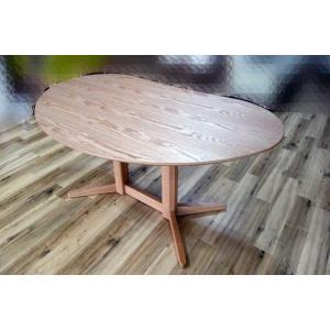 オークMirage ミラージュ140テーブルOCオークカラーW140×D110×H70 木部色選択可 家具産地大川製|ekaguya