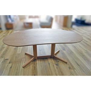 オークMirage ミラージュ180テーブルOCオークカラーW180×D110×H70 木部色選択可 家具産地大川製|ekaguya