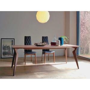 ウォールナット VORD ヴォルド160RN/CHテーブルW160×D90×H70セラウッド塗装 オーク材OC色があり 大川製|ekaguya