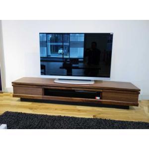ウォールナット材 ZIO180TVブラウン ジオ180TV RN色 W1800×D445×H355 家具産地大川製|ekaguya