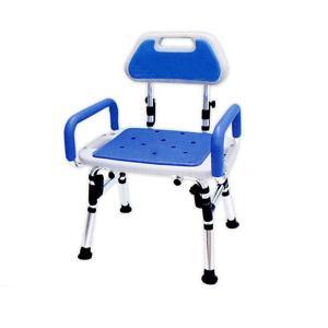 折りたたみ式シャワーチェア (座面角型タイプ) FY9991 介護用品|ekaigonavi