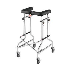 星光医療器 アルコー1S型  100415(介護 歩行器 歩行訓練 歩行補助 コンパクト 折りたたみ式)|ekaigonavi