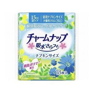 吸水さらフィ ナプキンサイズ 少量用 97999 18枚 ユニ・チャーム 介護用品|ekaigonavi