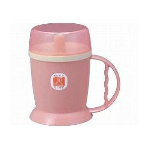 吸い口付マグカップ HS-N12 台和 (介護 食器 コップ) 介護用品|ekaigonavi