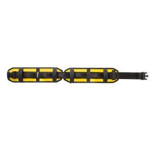 ダイヤ工業 キャリーベルト 000-7111 ブラック フリー (ベルト 歩行補助) 介護用品|ekaigonavi