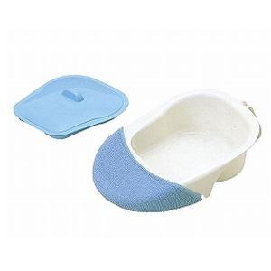 アロン化成 安寿 差し込み便器 (専用カバー付) 533-701 (介護 排泄 排便) 介護用品|ekaigonavi