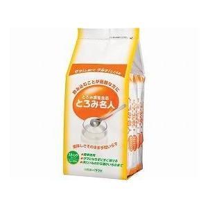 とろみ名人 58001 3g×50包 サラヤ (とろみ剤 とろみ 介護食 食品) 介護用品|ekaigonavi