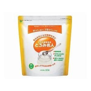 とろみ名人 500g 58002 サラヤ (とろみ剤 とろみ 介護食 食品) 介護用品|ekaigonavi