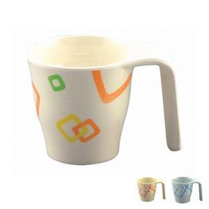 アメニティーカップ M-354 スリーライン (介護 用品 コップ 食器) 介護用品|ekaigonavi