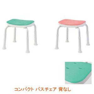 シャワーチェア コンパクトバスチェア 背なし BC-01N 美和商事 (介護用 風呂椅子 浴室 椅子 チェア 背もたれなし 椅子 クッション 椅子 コンパクト)介護用品|ekaigonavi