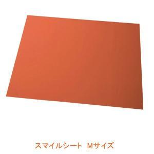 スマイルシート Mサイズ  CS-SM-M オレンジ  タイカ (体位変換 移動 移乗) 介護用品 ekaigonavi
